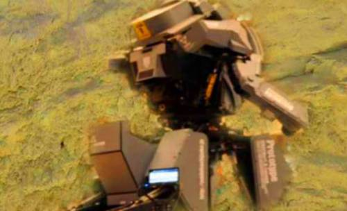 пилотируемый робот