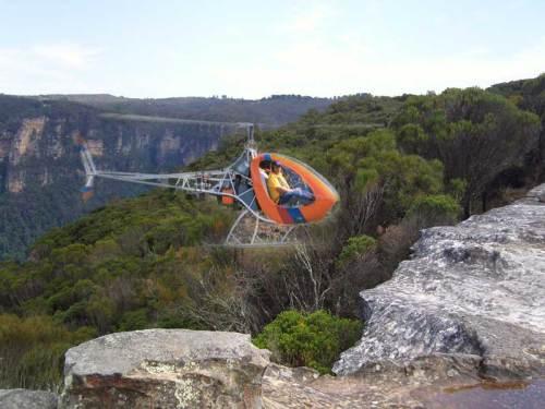 вертолет-гелицикл
