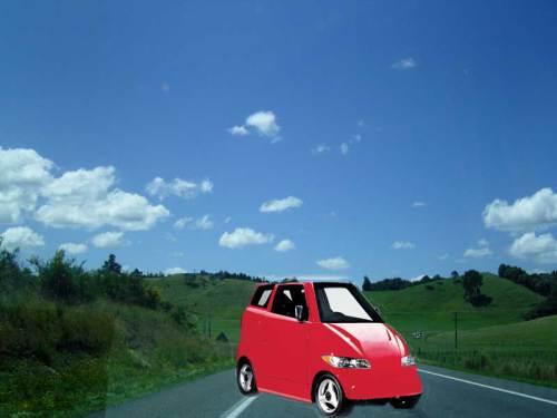 гоночный автомобиль