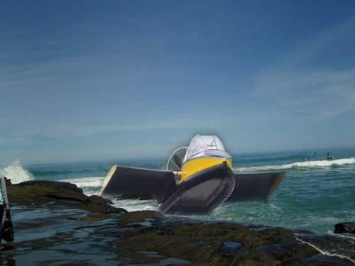 судно на воздушной подушке