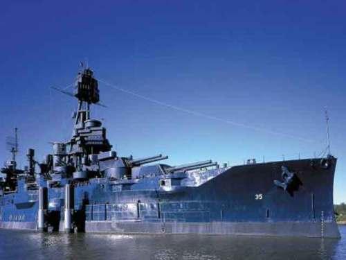 корабль-музей Texas (США)