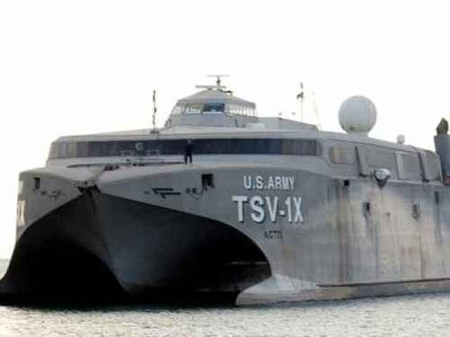 катамаран TSV-1X (США)