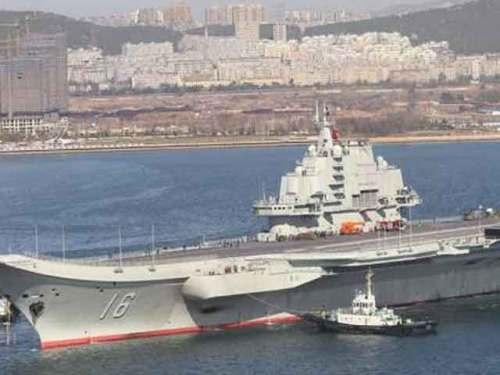 авианосец Shi Lang (Китай)
