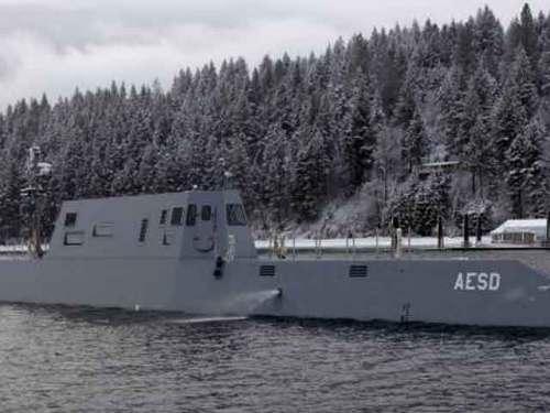 крейсер DDG-1000 (США)