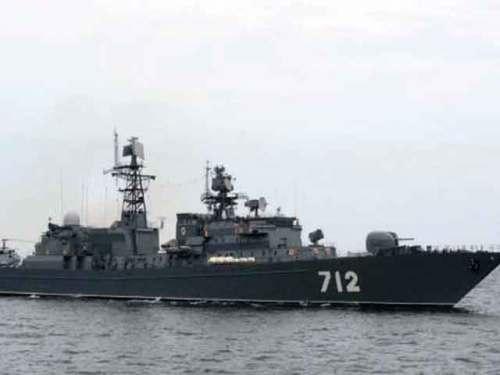 фрегат Неустрашимый (Россия)
