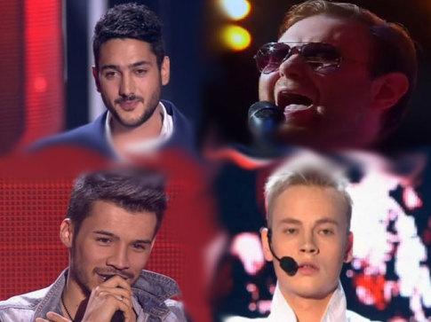 Шоу Голос (07.11.2014)