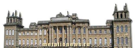 Бленхеймский дворец (Англия)