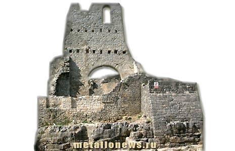 Замок Двиград (Хорватия)