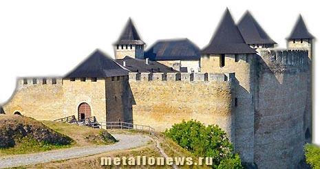 Хотинская крепость фото