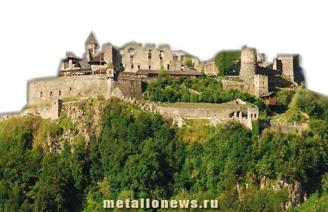 Замок Ландскрон фото